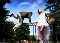 Цоол свадбена фотографија пуца 4