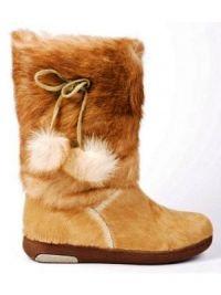 Futrzane buty 4