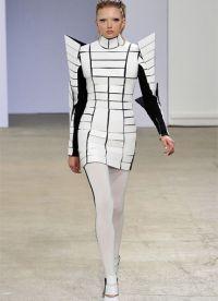 футуризъм в модата 5