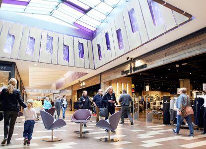 Rosengaardcentret - торговый центр в Оденсе