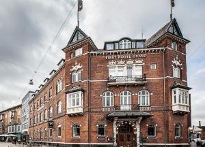 First Hotel Grand Odense в Оденсе