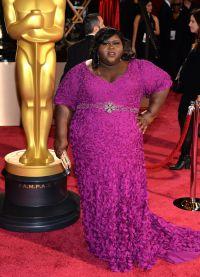 За роль в фильме «Сокровище» Сидибе  была номинирована на «Оскар»