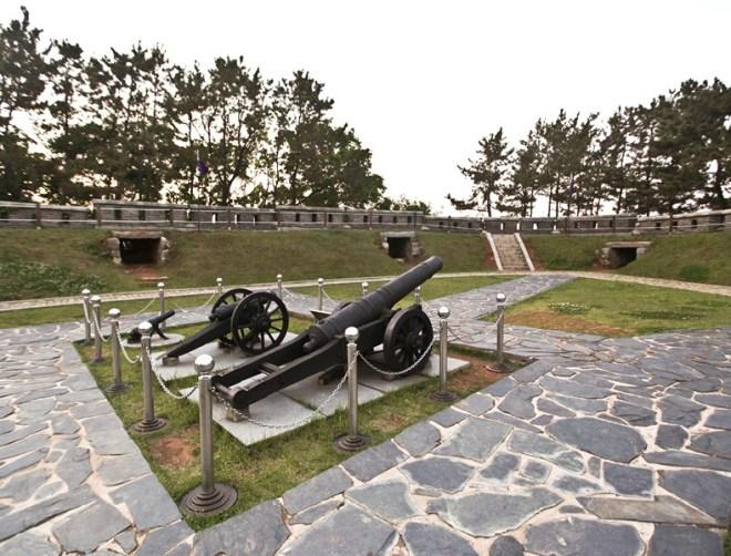 Оборонительный форт