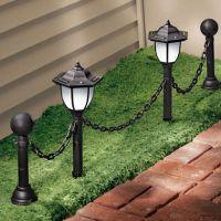 kute lampy ogrodowe