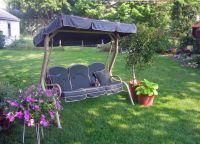 Zahradní pohovka12