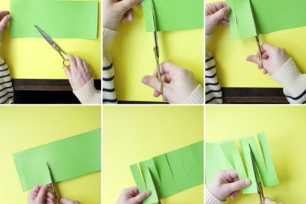 Garniture papira sami rade 5