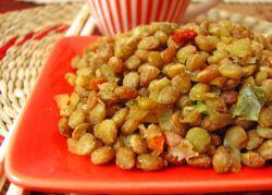 danie z soczewicy w powolnej kuchence