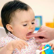 Гель для прорезывания зубов детский