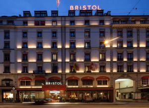 Bristol Geneva Hotel