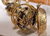 Временная выставка часовых механизмов