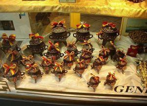 В Женеве обязательно нужно купить шоколад