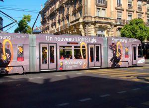 Длинномерный трамвай