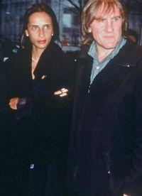 С Карин Силла Жерар начал амурничать в начале 90-х