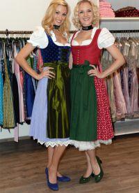 německé národní oblečení 12
