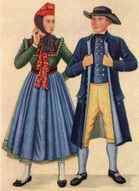 Německé národní oblečení 2