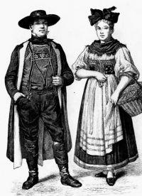 Německé národní oblečení 4