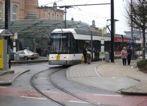 Общественный транспорт в Генте
