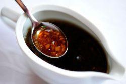 imbirowy sos sojowy