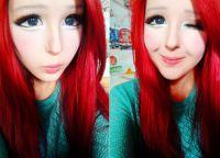 Dziewczyna lalka Anastasia Shpagina7