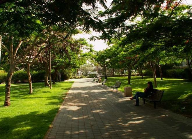 Городской парк Гиватаима