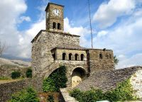 Часовая башня замка