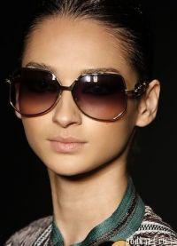 kształt okularów na okrągłą twarz 2