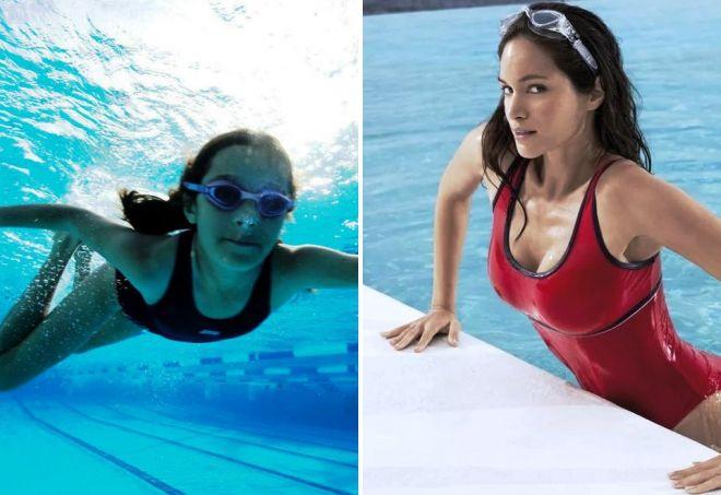 можно ли плавать в бассейне без очков