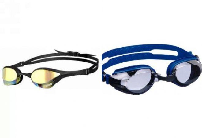 профессиональные очки для плавания
