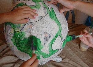 DIY Globe9