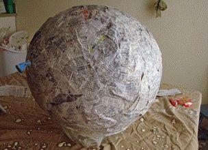 DIY Globe6