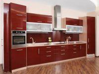 crvena sjajna kuhinja3