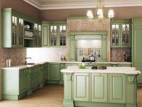 zelena sjajna kuhinja2