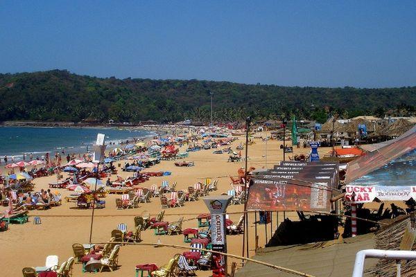 Goa, Calangute3