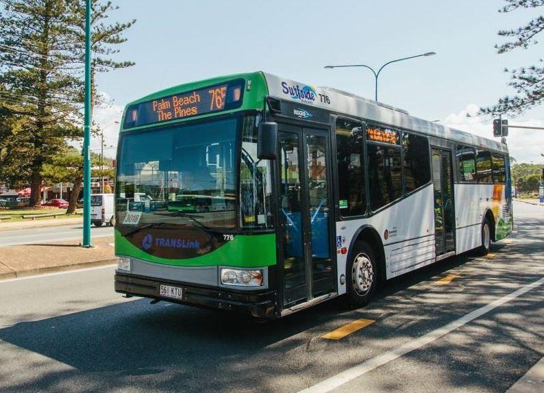 Общественный транспорт Голд-Коста