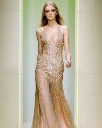 Złota sukienka 5