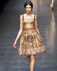 Złota sukienka 8