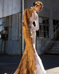Złota sukienka 9