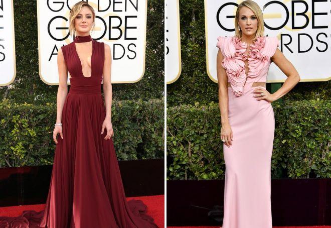 10 Christine Evangelista i Carrie Underwood biją fanów oryginalnymi strojami.