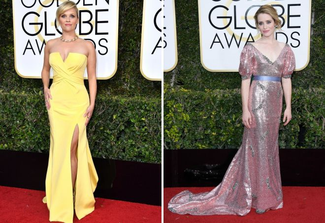 13 Żółta sukienka Reese Witherspoon i genialny Klєr Foy odniosły prawdziwy sukces