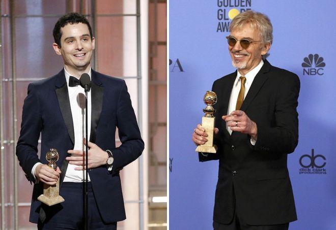 8 Damien Shazell i Billy Bob Thornton - reżyser i aktor, którzy otrzymali nominacje