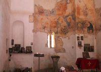 Церковь святого Петра внутри