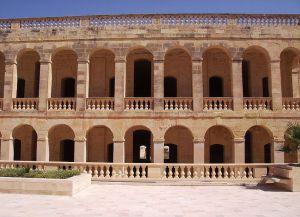 Барачное сооружение форта Шамбрей
