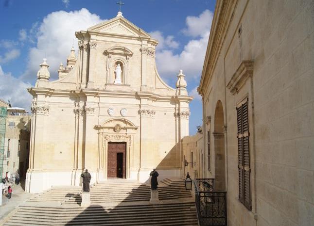 Кафедральный собор Гозо