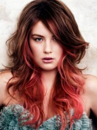 gradient na vlasy 2