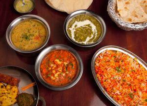 Happy Rajah блюда