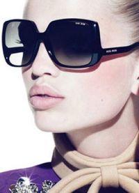 Duże okulary 9