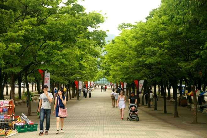Сеульский Гранд Парк