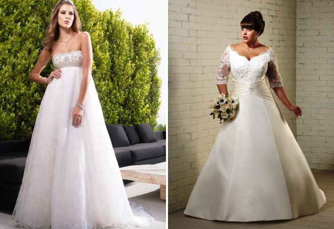 bujne suknie ślubne w greckim stylu