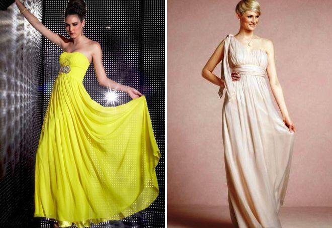 kolor greckiej sukni ślubnej