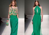 zelene haljine 2015 4